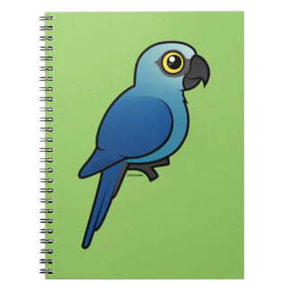 Spix's Macaw Notebook