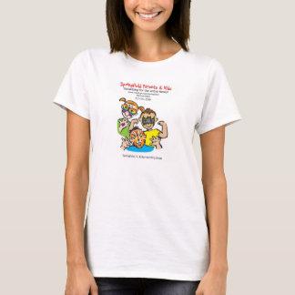 SPK Logo Ladies Large T-shirt