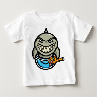 Spke the Shark Baby T-Shirt