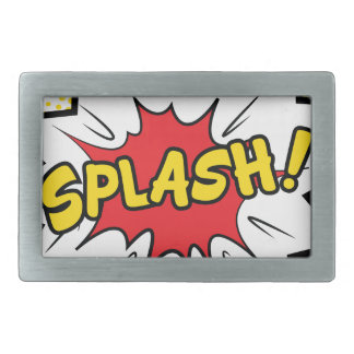 splash belt buckle