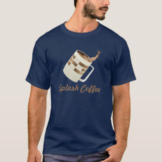 Splash Coffee T-Shirt