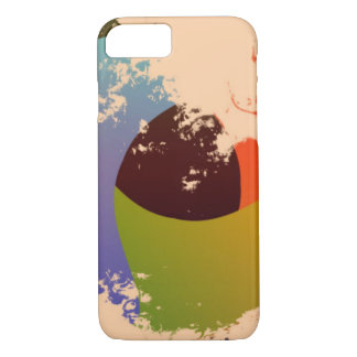 Splash colors iPhone 8/7 case