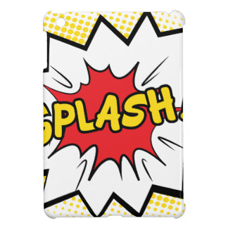 splash cover for the iPad mini