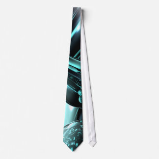 Splash Down Abstract Tie