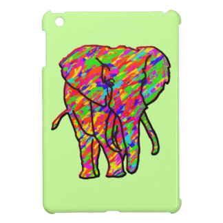 Splash Elephant Case For The iPad Mini