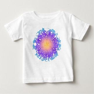 Splash Flower Baby T-Shirt