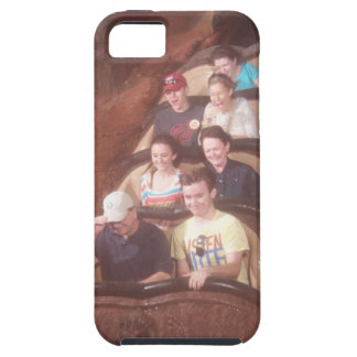 Splash Mountain iPhone 5 Cover