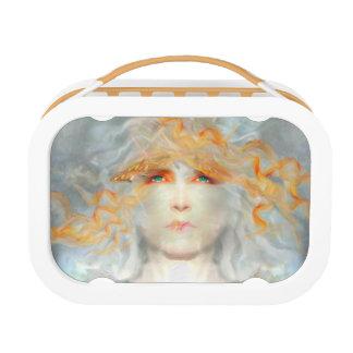 Splash of Color Make Up Art Fantasy Lunch Box