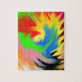 splash of color jigsaw puzzle