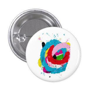 Splash of Colors Button by RegiaArt
