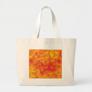 splash of heat large tote bag