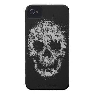 Splash skull iPhone 4 covers