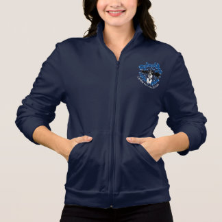 SplashDog Fleece Jogging Jacket w/ Logo