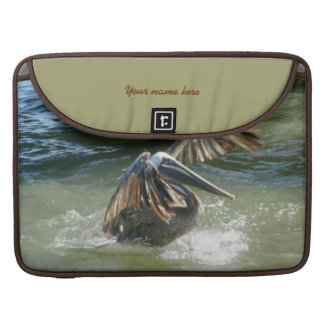 Splashdown Rickshaw Personalized Sleeve For MacBooks