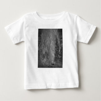 Splashes of fountain water (black and white) baby T-Shirt