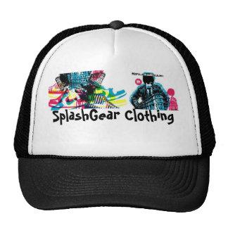 SplashGear Snap Back Cap