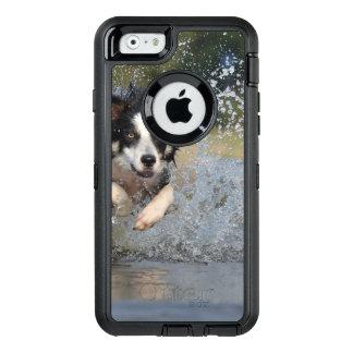 Splashing Collie OtterBox iPhone 6/6s Case