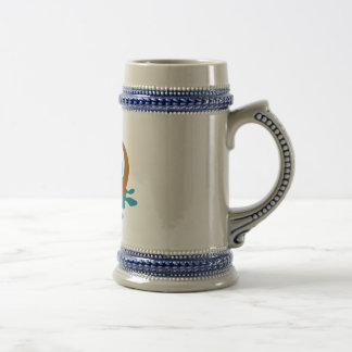 Splashing Otter Beer Stein