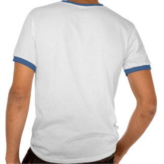 Splashing water t-shirts