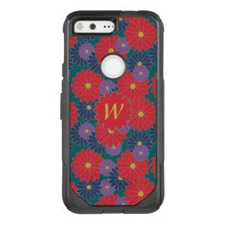 Splashy Fall Floral Otterbox Phone Case