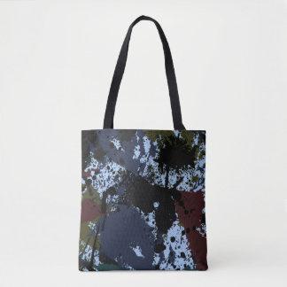splat #1 tote bag