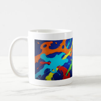 Splat Coffee Cup