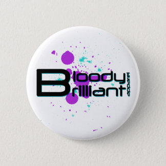 splat logo 6 cm round badge