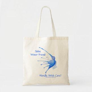 Splat, Water Friend from waterfolk.com Tote
