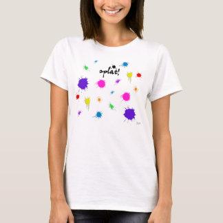 SplatShirt by Dani T-Shirt