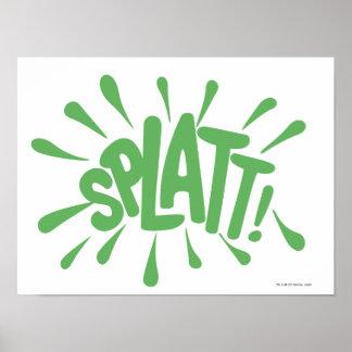 SPLATT! POSTER