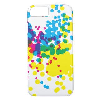 Splatter – 01 – Primary iPhone 8/7 Case