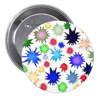 Splatter ink button