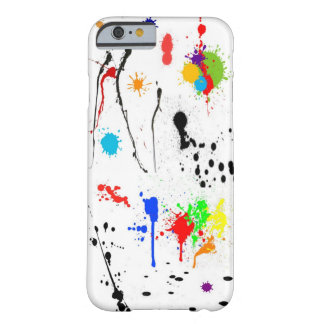 Splatter iPhone 6 case