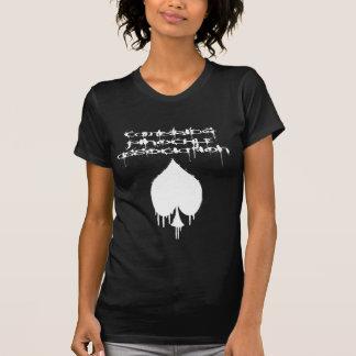 Splatter logo T-Shirt