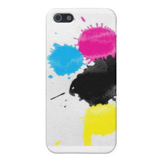 Splatter Paint iPhone 5c Case
