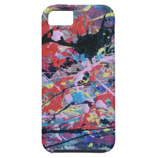 Splatter Paint IPhone Case