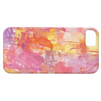 Splatter paint phone case iPhone 5 case