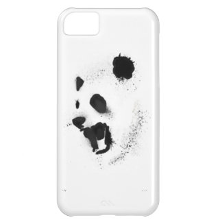 Splatter Panda iPhone 5C Case