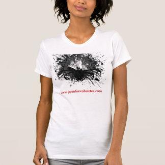 Splatter Photo: Jane Timm Baxter T-Shirt