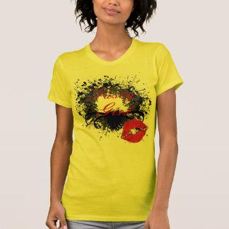 Splatter TASTY HOOPS -T T Shirts