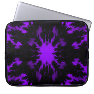 Splattered Lightening.. Laptop Sleeve