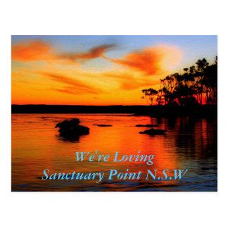 Splendid Sanctuary Postcard
