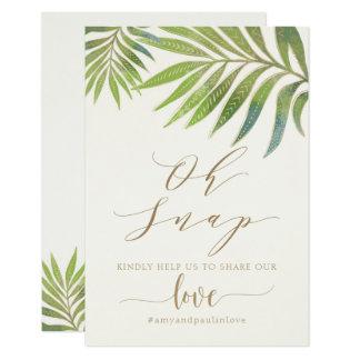 Splendid Summer Wedding social media card