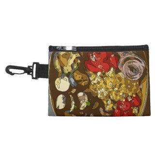 Splendid Vegetable Medley of Onions Tomatoes Accessory Bag
