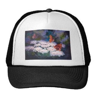 Splendor In The Meadow Butterfly Hat