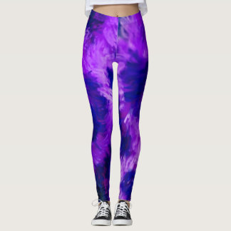 Splish Splash Leggings in Grape to Meet You