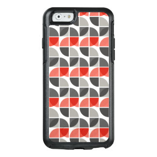 Split Circles S Drop Red OtterBox iPhone 6/6s Case