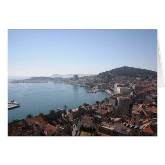 Split Coast Card