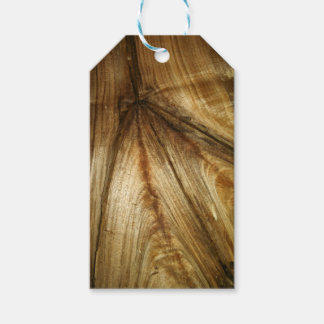 Split Maple wood Gift Tags