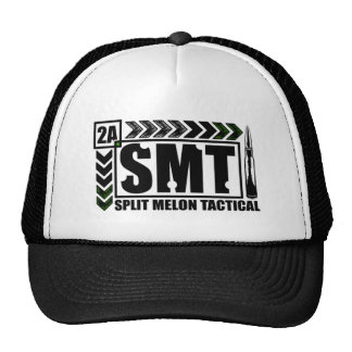 Split Melon Tactical Cap